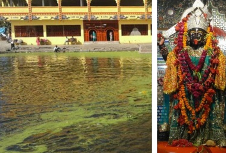 this 51 year old kalika temple is a symbol of belief for all religions
