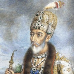 Bahadur shah zafar and his poetry