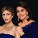 Neetu and Ridhima kapoor