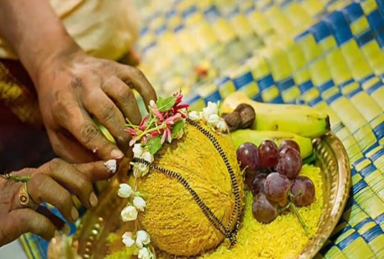 when coconut spoiled during god worship indicate good sign