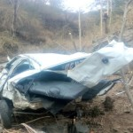 four people killed in a car accident near shimla