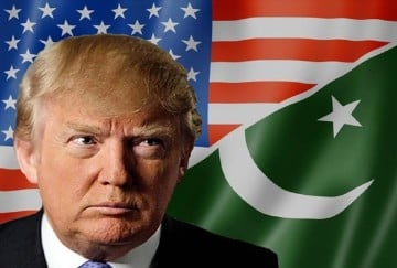US pressure on Pak for the end of terror network, Trump strict