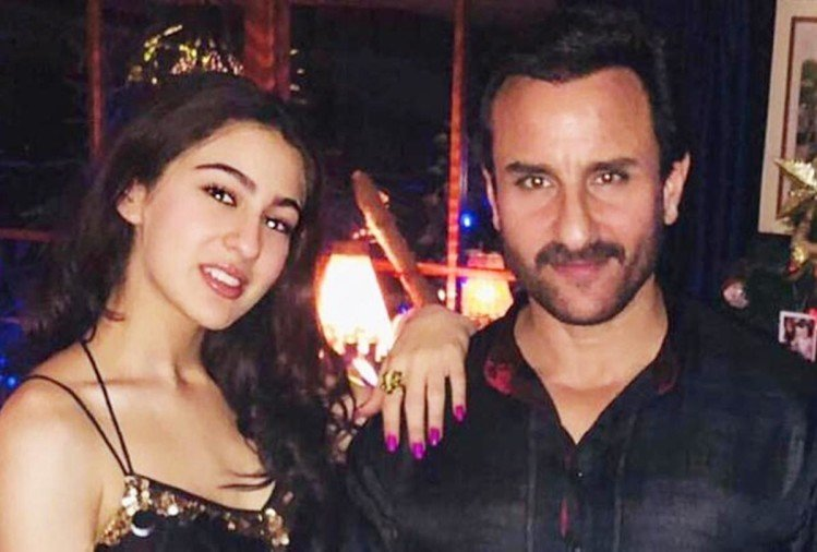 sara ali khan not doing a film with saif ali khan