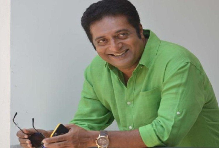 Actor Prakash Raj Will Contest 2019 Lok Sabha Election - 2019 का ...