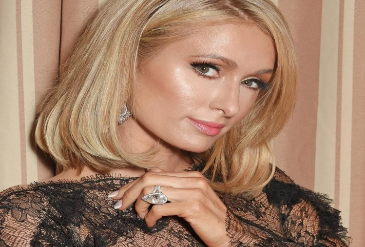 Paris Hilton Lost Her 2 Million Engagement Ring during performance