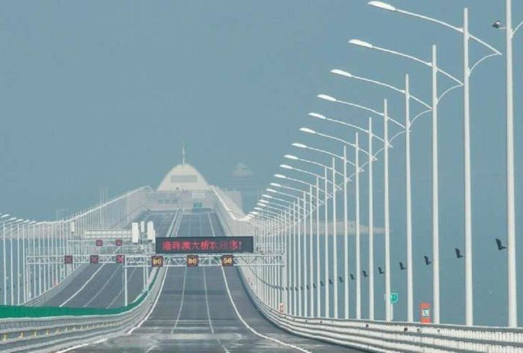china build world's longest bridge, the bridge to be in use for 120 years
