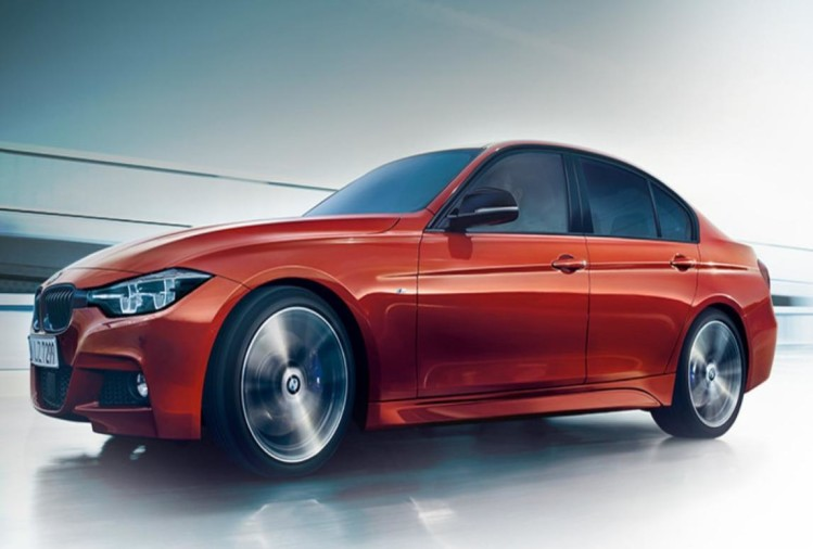 BMW 3-series Shadow Edition