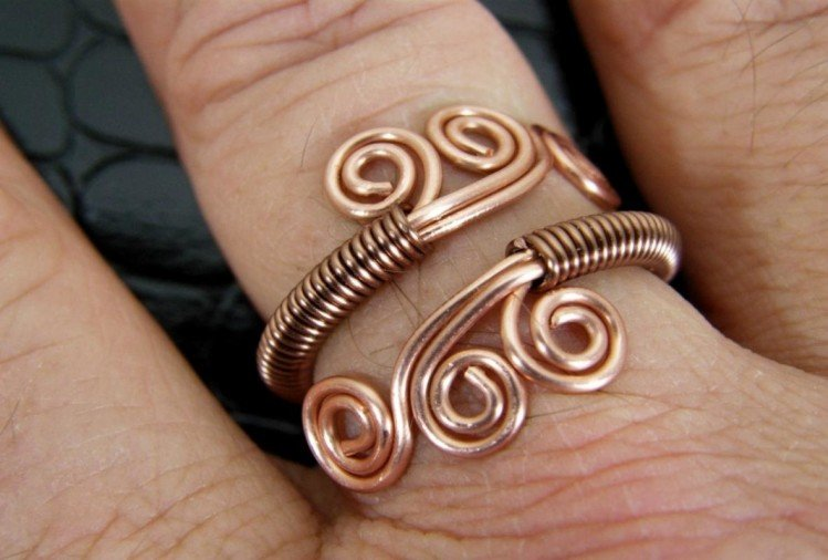 Wearing Copper Ring Is Beneficial For You - तांबे की
