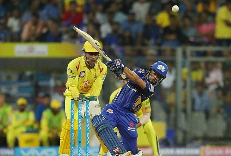 IPL 2020, CSK vs MI Live Cricket Score Match News Updates in Hindi