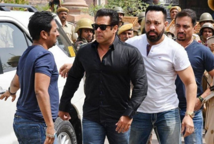Black Buck Case: Salman Khan's lifestyle is different from other prisoners at Jodhpur central jail