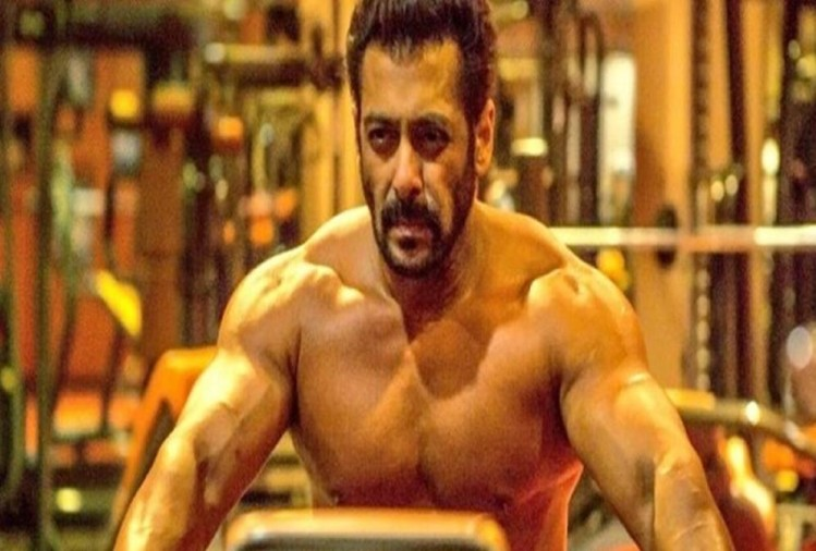 Salman Khan continues his workouts in jail for the blackbuck poaching case