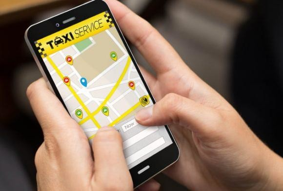 App-Based Taxi Service