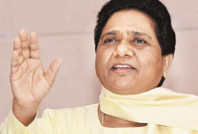 Modi attacks on mayavati, said sc-st act was diminutive by mayawati