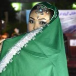 Afghanistan women took part in culture fashion show in mazar-e-sharif