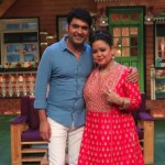 Kapil Sharma and Bharti Singh