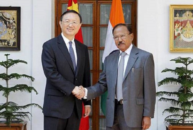 NSA Ajit Doval holds talks with China top CPC top official