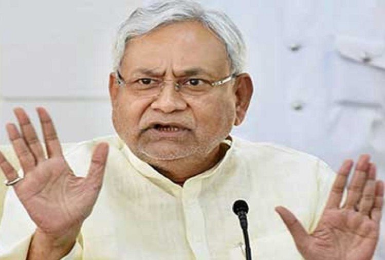 Nitish Kumar demands Paswan society to be included in Mahadalit society