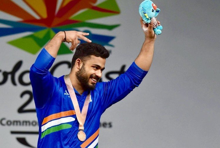 CWG 2018 Bronze medal winner weightlifter Vikas Thakur interview
