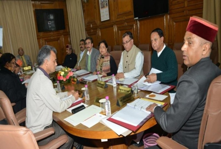 himachal cabinet decisions 16 April 2018