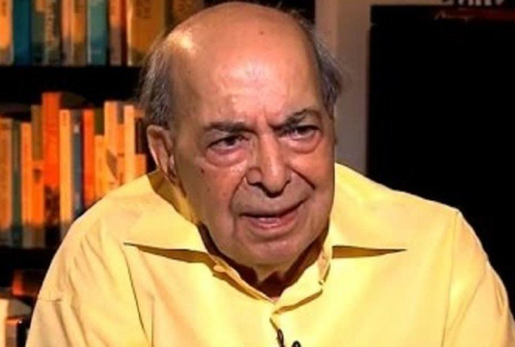 journalist S.Nihal Singh passes away at the age of 89