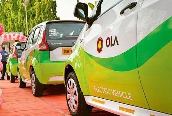 ola electric vehicles