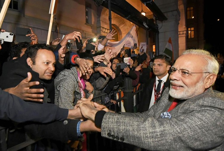 PM Modi embarks on a five-day visit to Sweden, United Kingdom and Germany