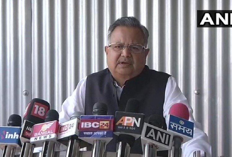 Chhattisgarh CM Raman Singh cancelled SCs & STs Police headquarters stands