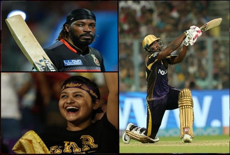 Chris Gayle is my ideal says Solid all rounder of KKR Andre Russell