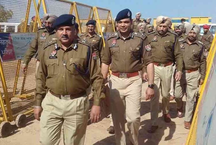 job vacancies in haryana police for 12th passed salary more than 40000