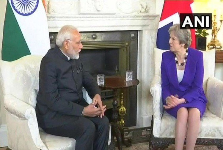 Narendra Modi refused to sign MoU with Britain agreeing to facilitate the return illegal Indian