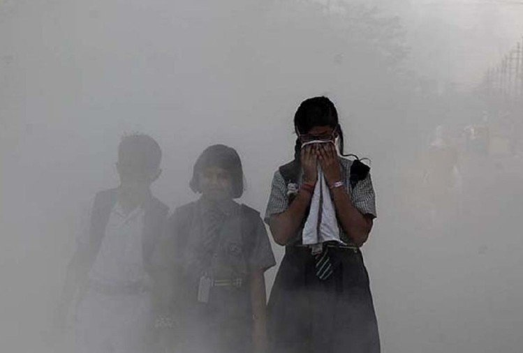 WHO report, 93 percent of children worldwide take breath in very polluted air