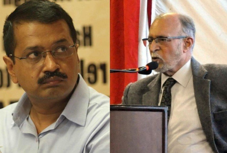 delhi government vs lieutenant governor power tussle know everything in 8 points