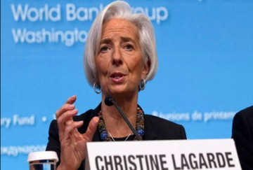 if ladies were their in banking system than no recession has taken place, says imf chief