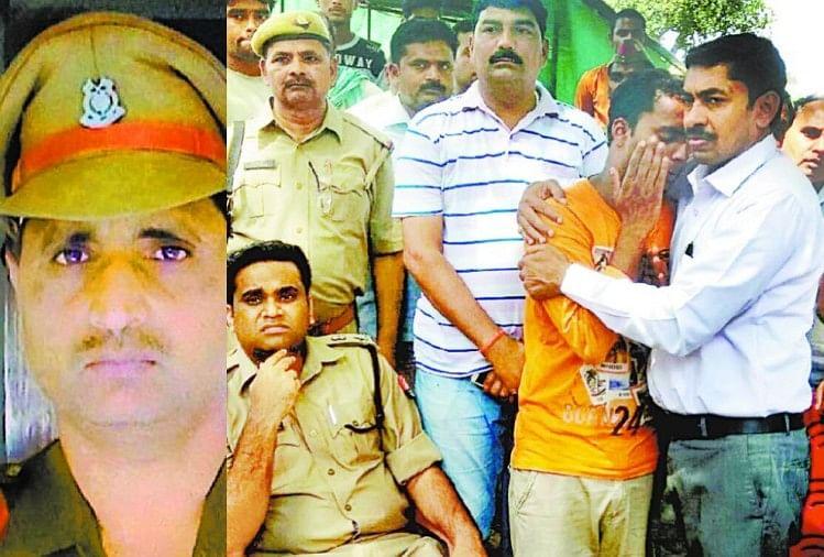 Image result for नक्सलियों से मुठभेड़ में शहीद हुए अमेठी के सपूत