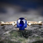 know the indications of good and bad sign of wearing blue sapphire
