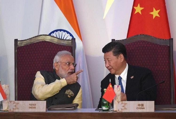 ईएफएसएएस थिंकटैंक ने माना भारत चीन से टकराव की स्थिति के लिए मजबूत,सम्मान से पीछे हट जाए चीन