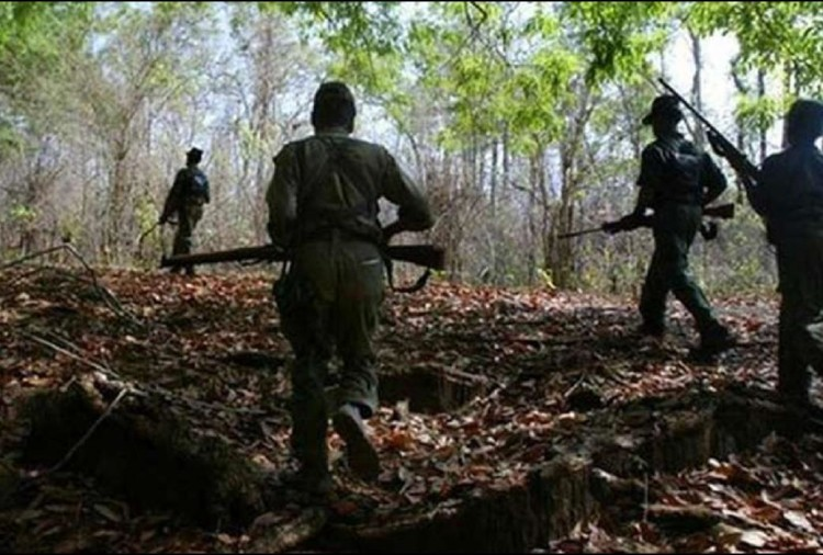 Naxal killed in encounter with security forces in Sukma district of Chhattisgarh