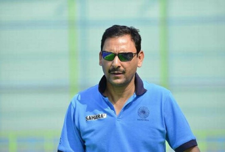 Hockey India names Harendra Singh as coach of mens hockey team
