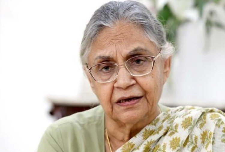 Sheela Dixit Former CM Will take Charge Today