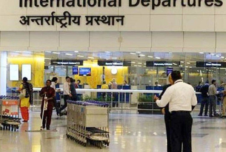 Indian origin woman flew britain to India on husband passport says IGI authority