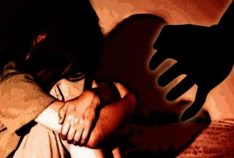 Brother Raped his minor sister infront of mother in kashipur