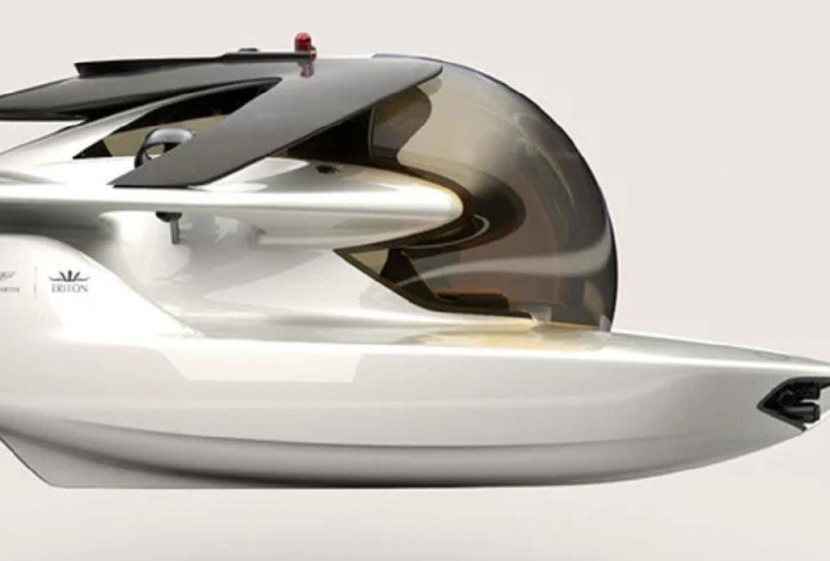 james bond's favourite car making company aston martin unveils new personal submarine design