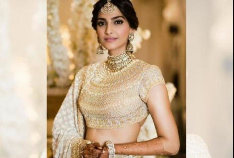 must try sonam kapoor these bridal look for perfect wedding