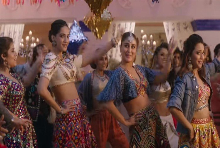 Sonam Kapoor Veere Di Wedding Song Bhangra Ta Sajda Out