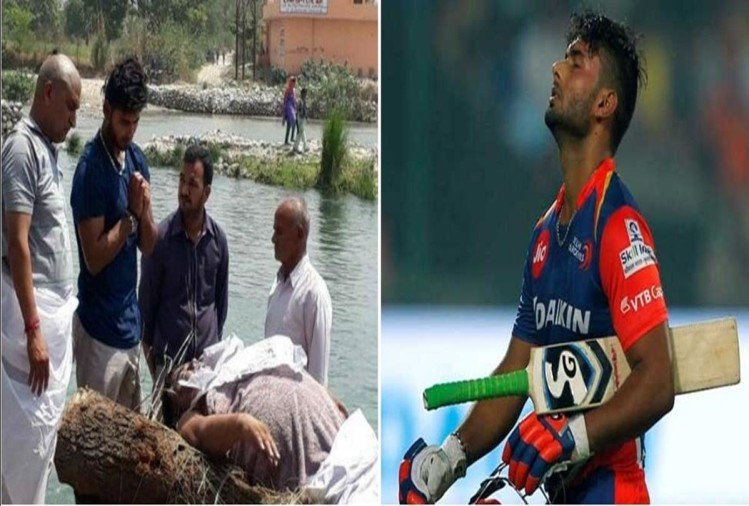 When Rishabh Pant played superb innings on ipl 2017 after father death