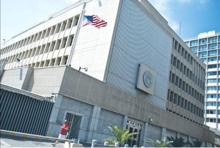 american embassy in israel