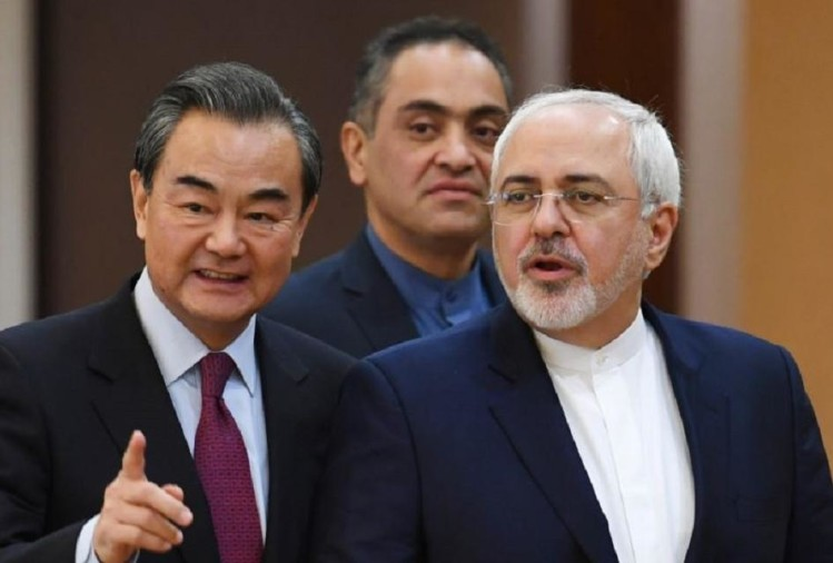 Iranian Foreign Minister China Visit discussion over Nuclear Deal