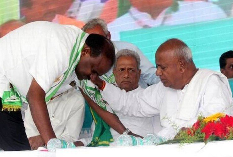 JDS HD Kumaraswamy's claim to be proved right, Know his profile