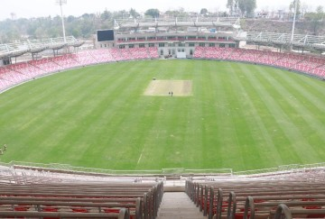 Rajiv gandhi international stadium