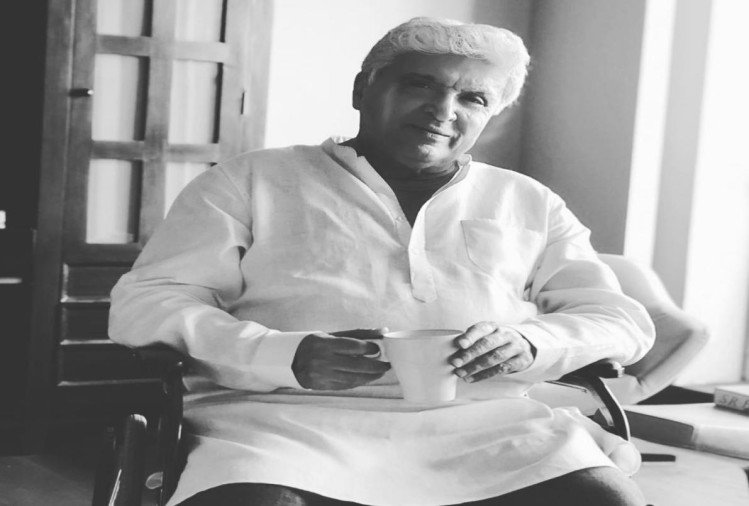 Image result for javed akhtar black and white